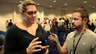 ADCC 2011 Weigh Ins - Gabby Garcia