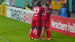 Matchday | Arminia Bielefeld – Fortuna Düsseldorf | DFB Pokal 12.08.17  F95