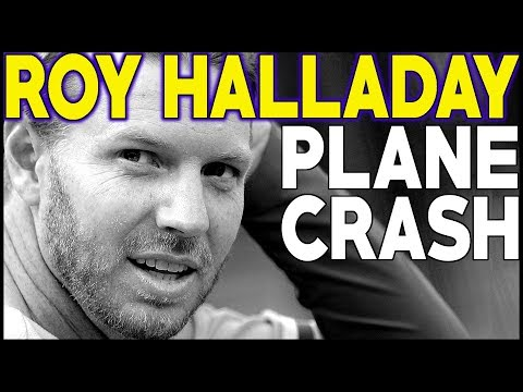 🔴 Roy Halladay Plane Crash Video With Witness Details