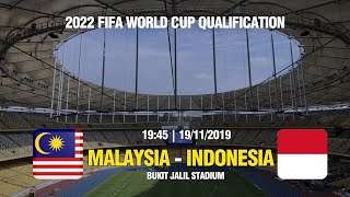 LIVE | MALAYSIA - INDONESIA | 2022 FIFA World Cup qualification | Next Media