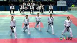 ITF Taekwon Do Team Patterns