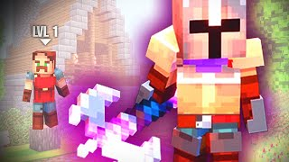 This Ultra Rare Axe Is Pure Damage in Minecraft Dungeons