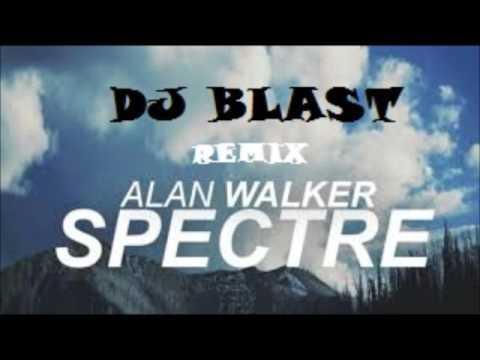 Coldplay vs Alan Walker SPECTRE (DJ Blast)