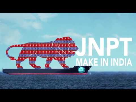 JNPT Corporate Film 2016-17