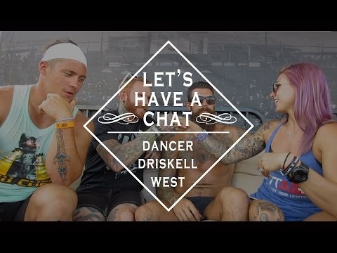 Lets Have A Chat! (CrossFit Games edition) - Sam Dancer, Dave Driskell, and Leah West