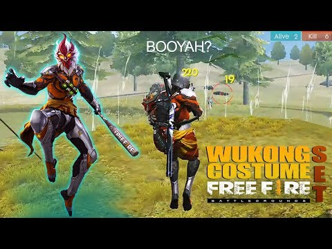 download SOLO RANKED PAKAI KOSTUM WUKONG - PURGATORY MAP AUTO BOOYAH?!? FREE FIRE INDONESIA