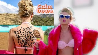 "TAYLOR SWIFT ""YOU NEED TO CALM DOWN"" REACTION! BOP OR FLOP!?"