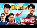 Clix New Team!? | Best Pro Teams and Drop Spots for FNCS