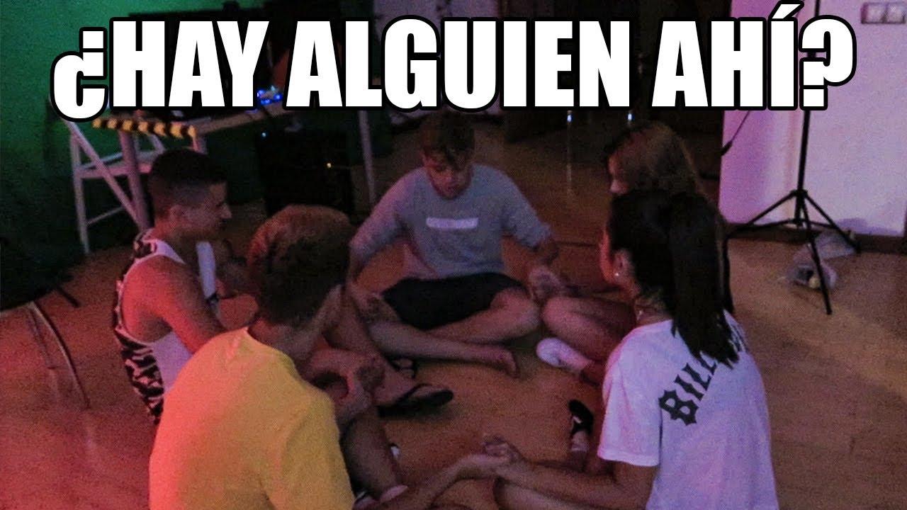 ¿HAY ALGUIEN AHÍ? 😰 ALGO RARO PASA EN CASA 😱 | parte 2 | @albalopez97_