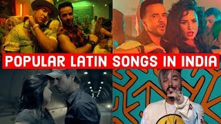 Popular Latin/Spanish Songs In India (If You Sing You Lose)