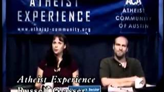 Crazy Caller #27 - The Most Horrendous Fail Of All Time - Atheist Experience 406