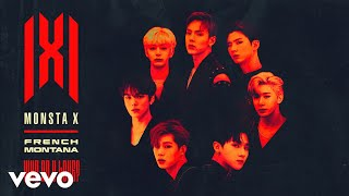 Monsta X - WHO DO U LOVE? (Audio) ft. French Montana