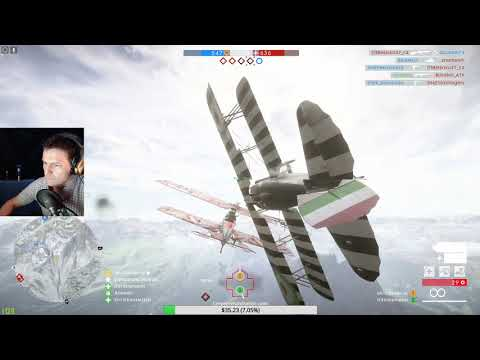 Battlefield 1 - Attack plane on Monte Grappa thumbnail