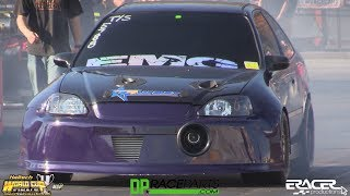 True Street Qualifying Rounds 1 and 2 | WCF - Import vs Domestic 2017 at MDIR | ERacer