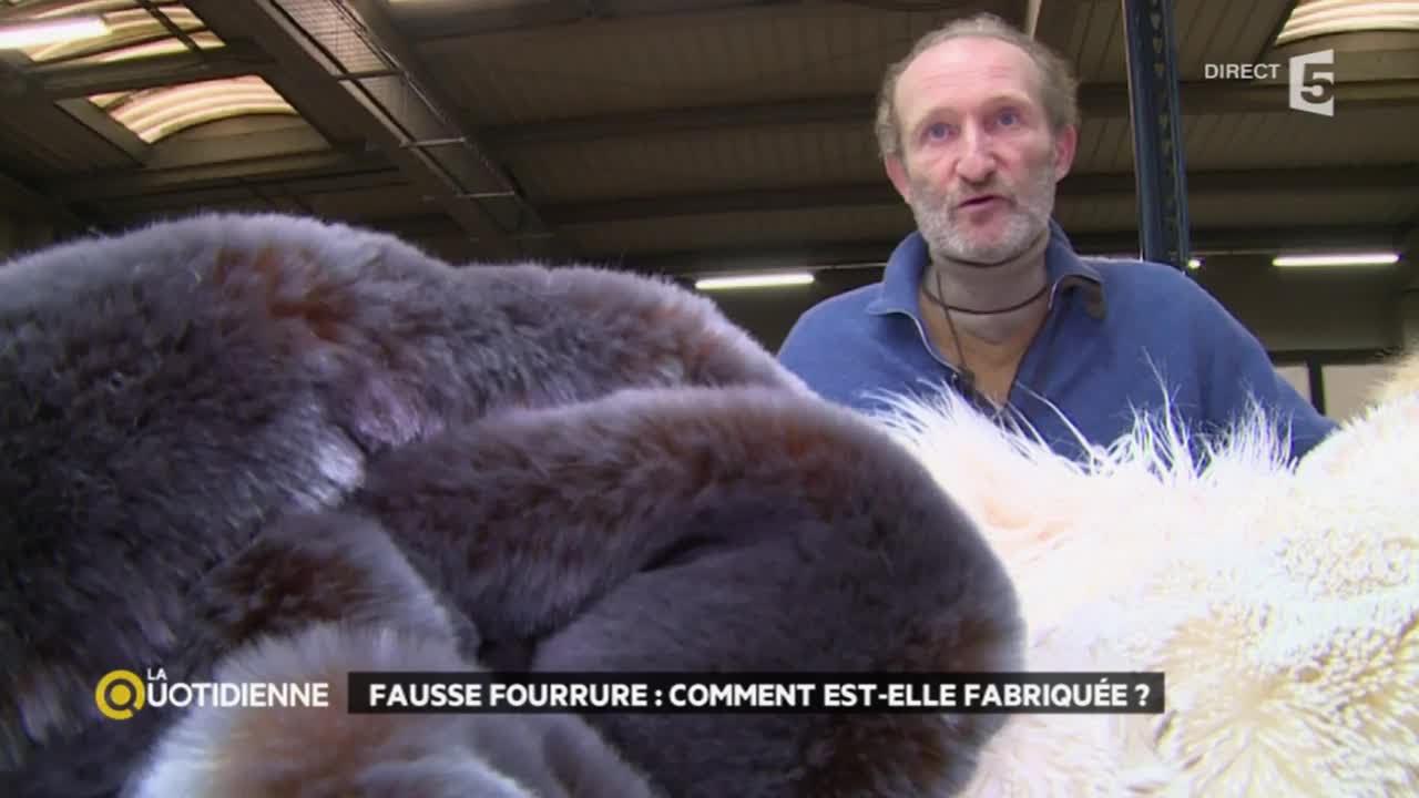 Est Fabriquée FourrureComment Fausse Elle FourrureComment Fausse 0N8wPynvmO