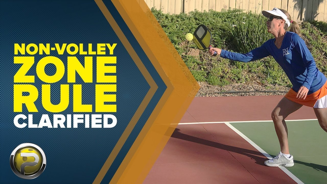 The Most Complete Pickleball Non Volley Zone Rule Video Pickleball 411