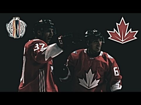 Patrice Bergeron & Brad Marchand - World Cup 2016 (All Goals)