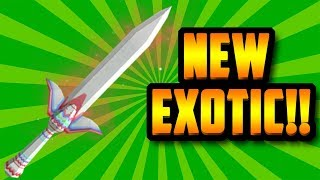 *EPIC* BRAND NEW ROYAL EGG EXOTIC!! [EASTER BUNDLE] (ROBLOX ASSASSIN)
