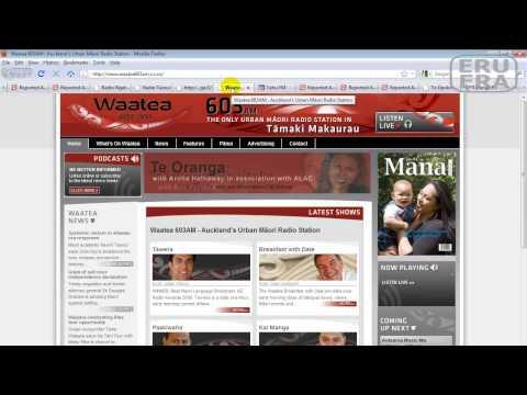 Maori Radio Websites Hacked