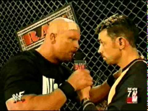 Stone Cold WHAT!!! Interview Monday Night Raw Jan71