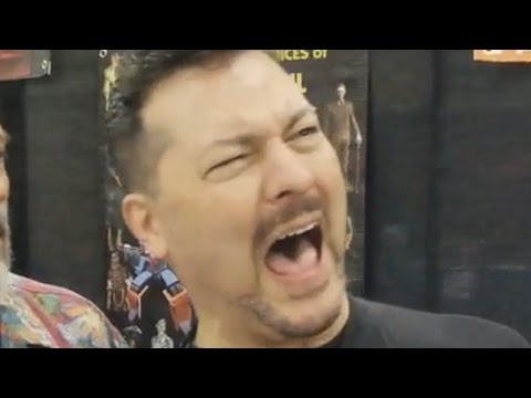 David Hayter reacts to not being in MGSV