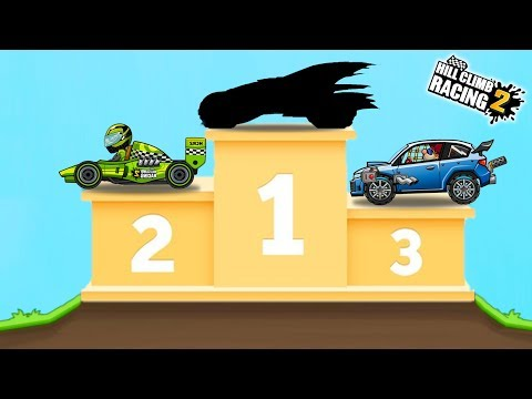 TOP 5 FASTEST VEHICLES - Hill Climb Racing 2 (Updated  Version)