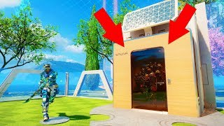 THEY DIDN'T THINK I WOULD SEE THEM HIDING IN THE NUKETOWN SAUNA?!?!? HIDE N' SEEK ON BLACK OPS 3