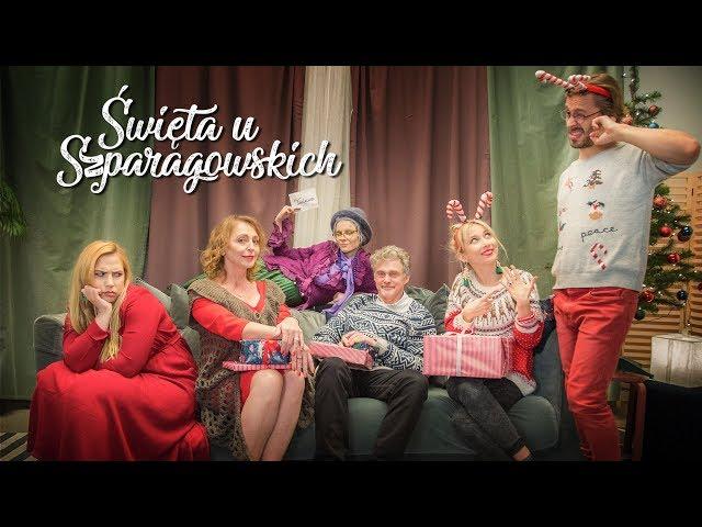 Święta u Szparagowskich! (Parodia sitcomu) - [ Szparagi ]