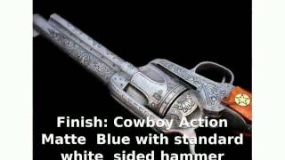 U.S. Firearms Rodeo  .38 Special Revolver  Specification Technical Specs