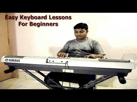Easy Keyboard Tutorial for Beginners in Indian Style,Part-2