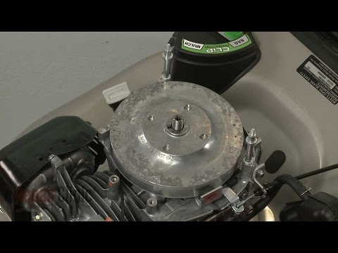 Flywheel - Honda Engine