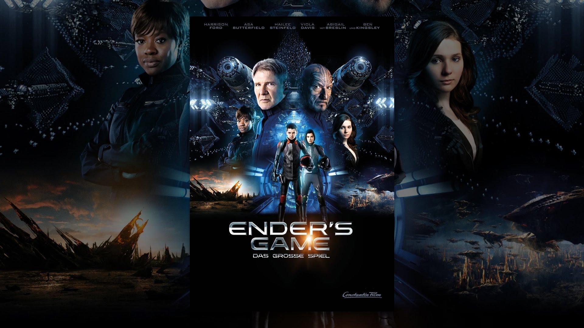 Enders Game - Das große Spiel
