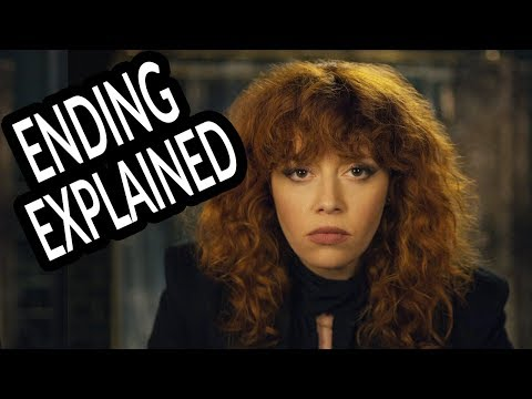 RUSSIAN DOLL Ending and Timeline Explained!