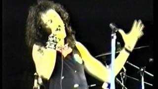 Blitzen - Sound check AEA 1992