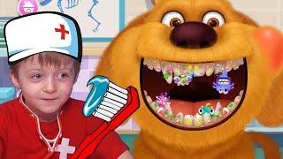 Маленький Доктор для Животных Игра для Детей Lion Boy