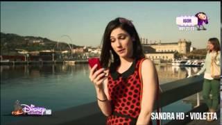 Violetta 3 - Francesca y Diego se dicen