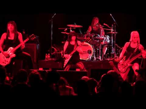 KITTIE - Forgive & Forget [Live in Toronto 2013]