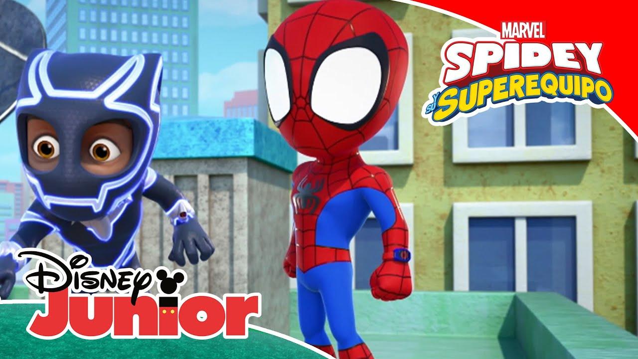 Download Spidey y su Superequipo: La ira de Rhino | Disney Junior Oficial