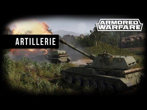 Armored Warfare: Artillerie