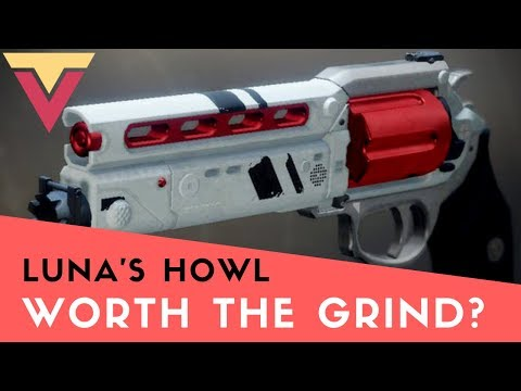 Is Lunas Howl Worth the Grind? (Destiny 2 Forsaken Competitive Hand Cannon)