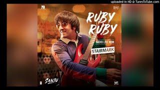Ruby Ruby – SANJU | AR Rahman | Irshad Kamil