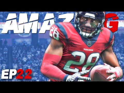 AMAZING Broken Playoff Record + AFC Championship! | MADDEN 18 CAREER MODE GAMEPLAY | EP22