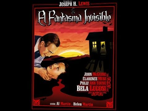 EL FANTASMA INVISIBLE (Invisible Ghost, 1941, Full Movie, Spanish, Cinetel)