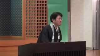 法話・和讃5「清浄光明ならびなし」松井 聰