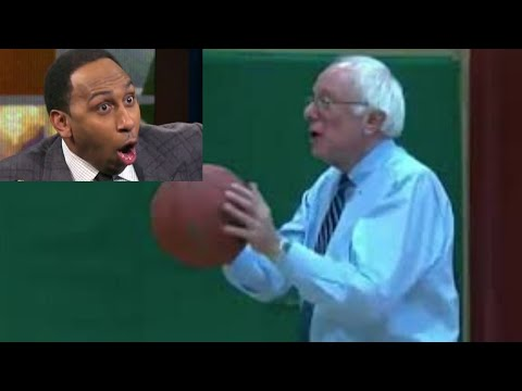 Bernie Sanders Ultimate Sports Highlights - Basketball \u0026 Baseball