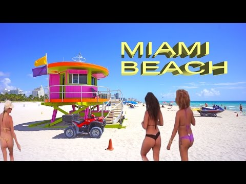 Miami Beach - Florida 4K