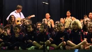Waihi Central School Performs at Matariki Concert