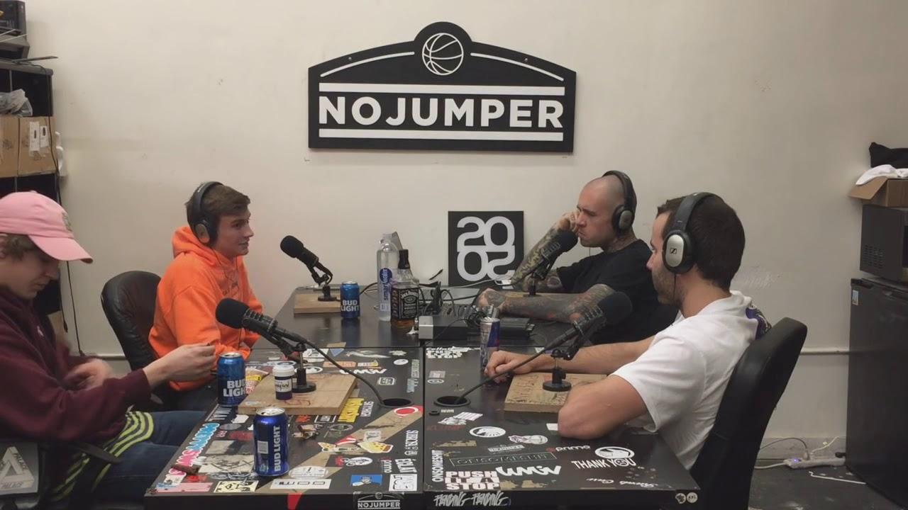 Cole Bennett talks about starting Lyrical Lemonade - No Jumper Highlights