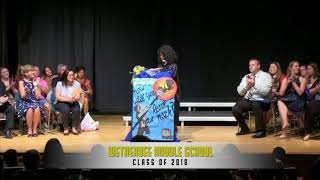 Wetherbee 8th Grade Promotion 2018