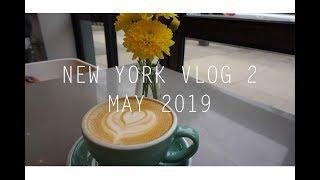 NEW YORK VLOG/ THE ORDINARY/ВЛОГ НЬЮ-ЙОРК